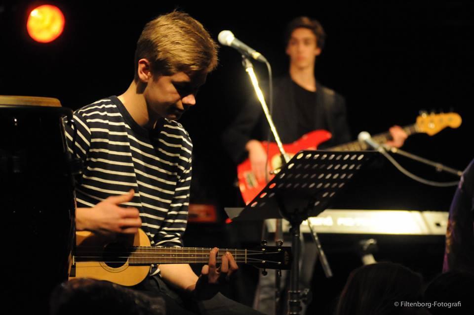 Akustisk Pop på Efterskolen for Scenekunst